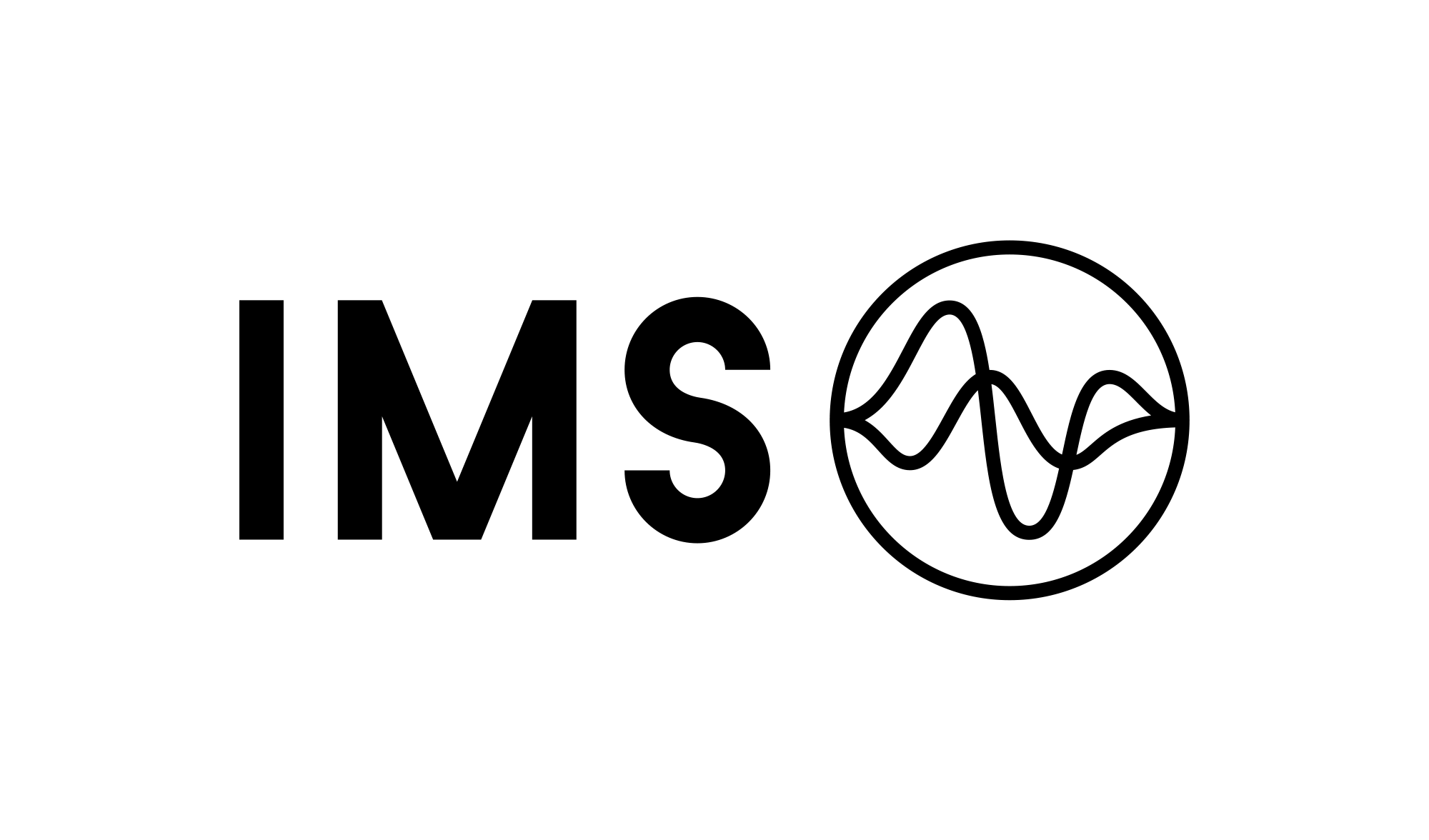IMS LOGO BLACK
